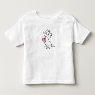 Aristocats Marie sitting with attitude Disney Toddler T-shirt