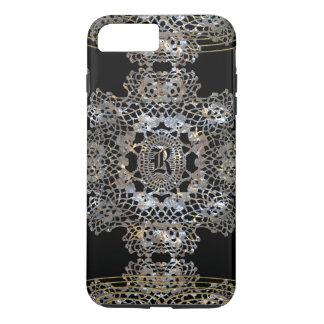 Aristocratic Monogram Elegance Case-Mate iPhone Case