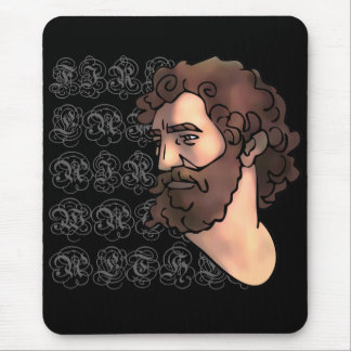 Aristotle Mouse Pad