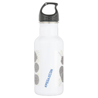 Arithmetic Mandara entering flask 532 Ml Water Bottle