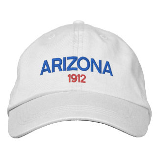 Arizona 1912 Embroidered hat