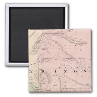 Arizona 3 square magnet