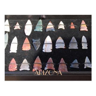 Arizona Arrowheads Postcard