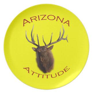 Arizona Attitude Plate