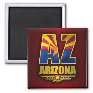 Arizona (AZ) Square Magnet