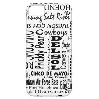 Arizona Buzz Words Case For The iPhone 5