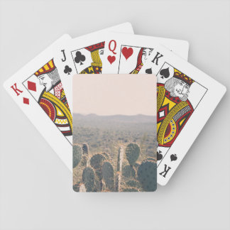 Arizona Cacti    Playing Cards