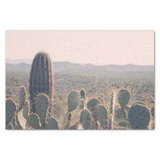 Arizona Cacti    Tissue Paper