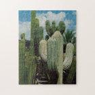 Arizona Cactus Jigsaw Puzzle