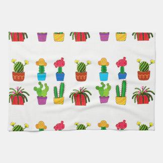 Arizona Cactus Kitchen Towel