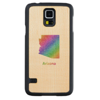Arizona Carved Maple Galaxy S5 Case