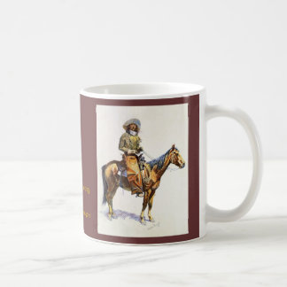 Arizona Cowboy Remington Fine Art Mug