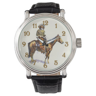 Arizona Cowboy Remington Watch