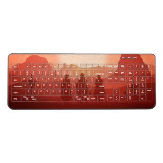 Arizona Cowboys keyboard