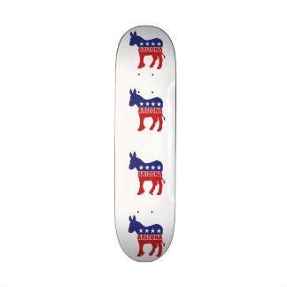 Arizona Democrat Donkey Skateboards