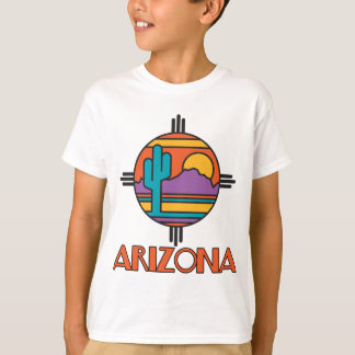 Arizona Desert Mandala T-Shirt