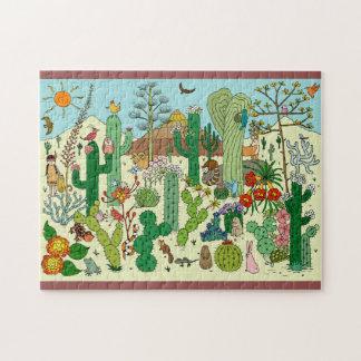 Arizona Desert Puzzle