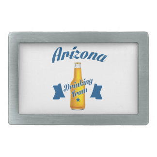 Arizona Drinking team Belt Buckles