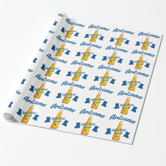 Arizona Drinking team Wrapping Paper