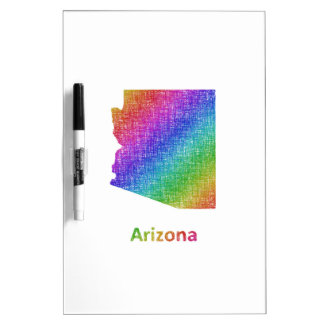 Arizona Dry Erase Board