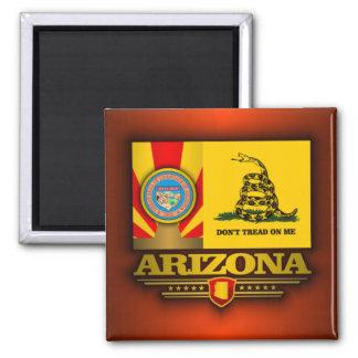 Arizona (DTOM) Square Magnet