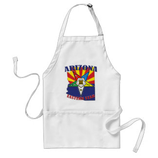 Arizona Eastern Star Apron