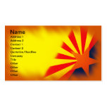 Arizona Flag Business Cards.