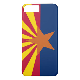 ARIZONA FLAG iPhone 8 PLUS/7 PLUS CASE