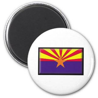 Arizona Flag Fridge Magnet