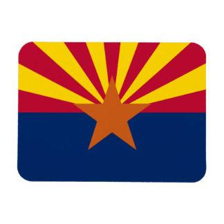 Arizona Flag Rectangular Photo Magnet