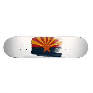 Arizona Flag Skate Board Deck