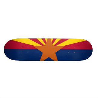 Arizona Flag Skateboard Decks