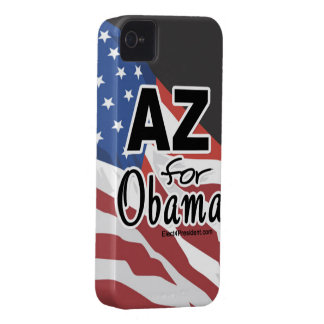 Arizona for Obama Election Case-Mate iPhone 4 Cases