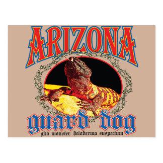 Arizona Gila Monster Postcard