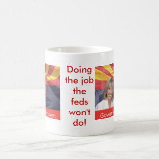 Arizona Governor Jan Brewer Coffee Mug