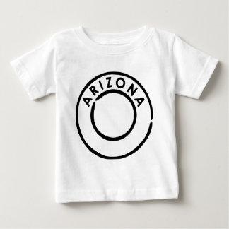 Arizona Grand Canyon State postmark Baby T-Shirt