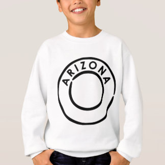 Arizona Grand Canyon State postmark Sweatshirt
