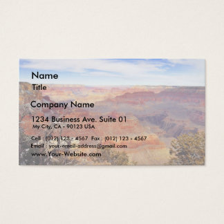 Arizona Grand Canyons Business Card