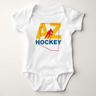Arizona Hockey State Hockey Baby Baby Bodysuit