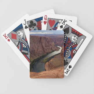 ARIZONA - Horseshoe Bend A - Red Rock Bicycle Playing Cards