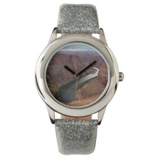 ARIZONA - Horseshoe Bend A - Red Rock Wrist Watch