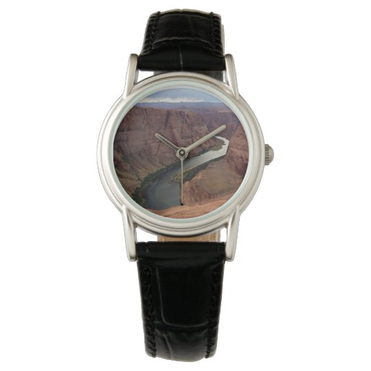 ARIZONA - Horseshoe Bend A - Red Rock Wrist Watches