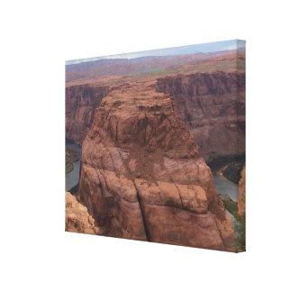 ARIZONA - Horseshoe Bend AB2 - Red Rock Canvas Print