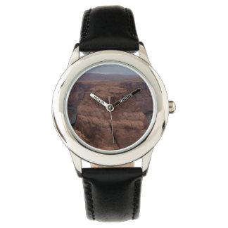 ARIZONA - Horseshoe Bend AB2 - Red Rock Wristwatch