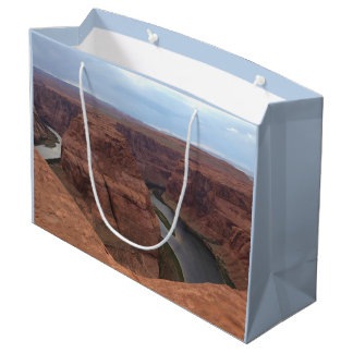 ARIZONA - Horseshoe Bend AB - Red Rock Large Gift Bag