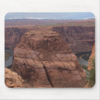 ARIZONA - Horseshoe Bend AB - Red Rock Mouse Pad