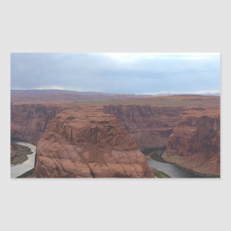 ARIZONA - Horseshoe Bend AB - Red Rock Sticker