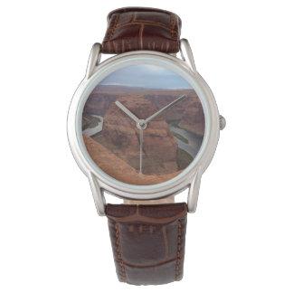 ARIZONA - Horseshoe Bend AB - Red Rock Wristwatch