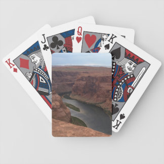 ARIZONA - Horseshoe Bend B - Red Rock Bicycle Playing Cards