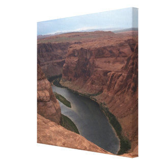 ARIZONA - Horseshoe Bend B - Red Rock Canvas Print